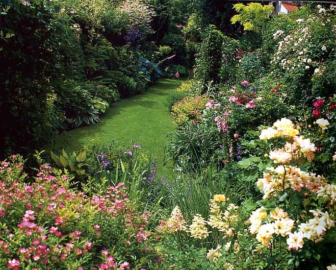 Les r ves du simorgh blog archive jardins s for Le nouveau jardin anglais